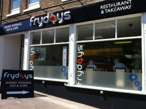 Frydays Award Winning Fish & Chip Restaurant & Takeaway